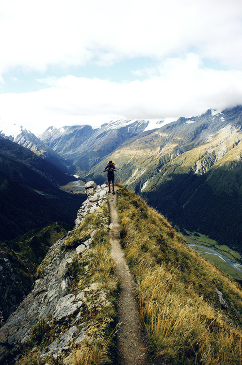 a_path_on_a_mountain_with_a_view