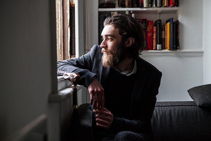 Keaton Henson singer-songwriter and artist